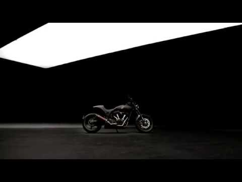 "ARCH Motorcycle Company KRGT-1 ""Push In"" Commercial"