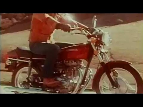 Honda Motorcycle Commercial