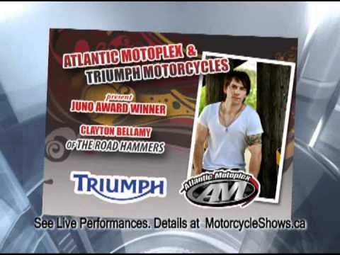Atlantic Motorcycle and ATV Show Commercial