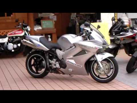 HONDA VFR800 VFR RC46 Motorcycle Commercial  大阪