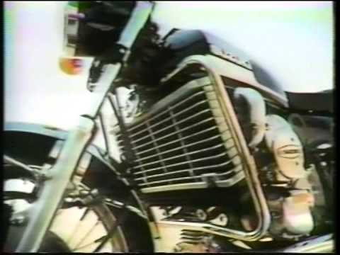 Suzuki Rotary Engine Motorcycle Commercial