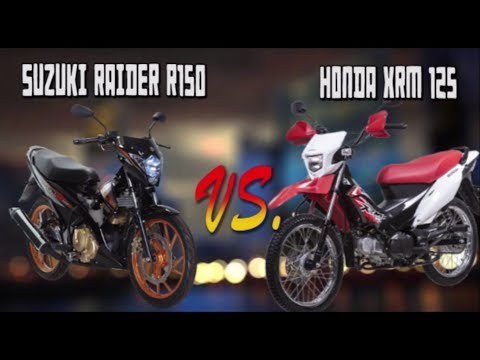 Motorcycle Commercial Parody - Suzuki Vs. Honda  (School Project)