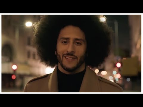 "Colin Kaepernick ""JUST DO IT"" Nike Commercial 2018 (Feat. LeBron James & Other Athletes"