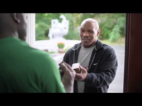 Best Sports Commercial Ever - Tyson returns Holyfield's ear & more...
