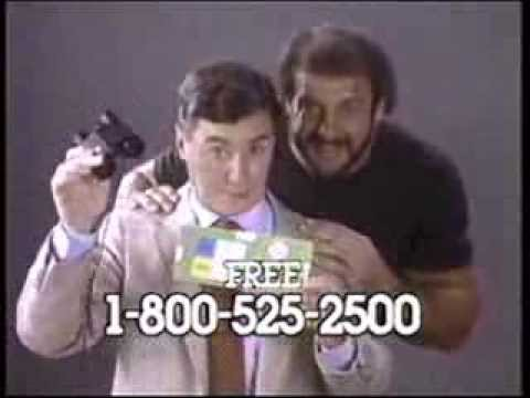 Sports Illustrated Commercial with Lyle Alzado 1986