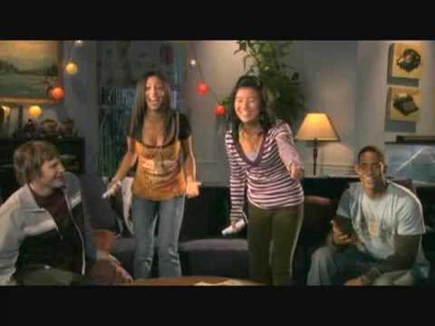 Nintendo Wii sports commercial
