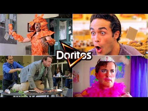 All Funny Doritos Crash The Super Bowl Contest Commercial Finalists 2006 - 2016