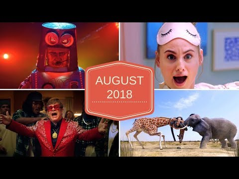10 The Best and Funny Commercials of August 2018