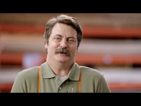 Funny Commercial for Home Depot