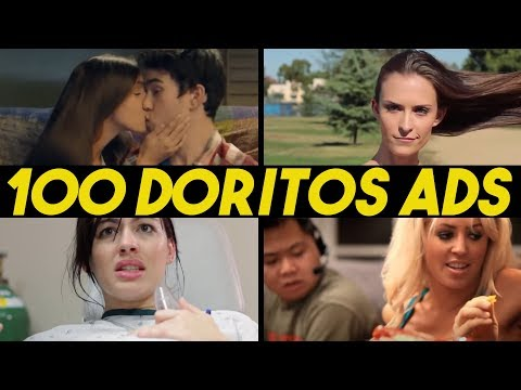 100 Funniest Doritos Commercials - Ultimate Compilation