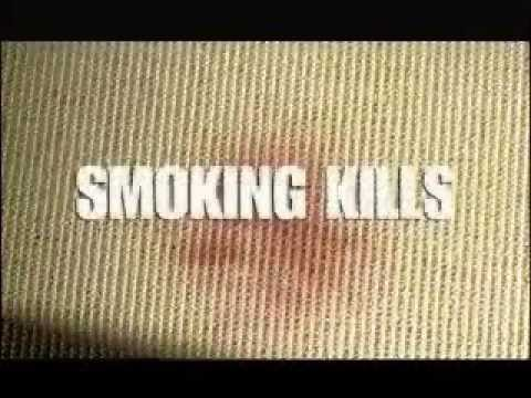 Funny commercial - stop smoking