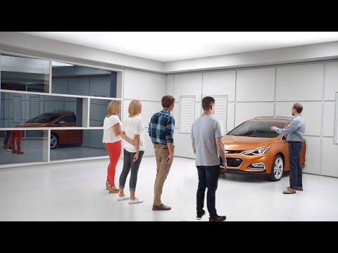"If ""Real People"" Commercials Were Real Life - CHEVY Hatch"