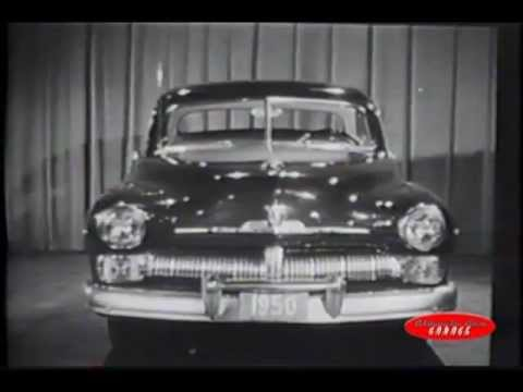 Car Commercials from the 1950's