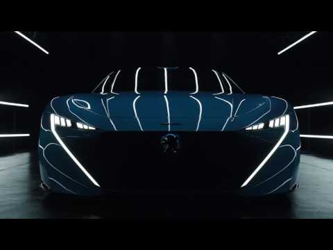 The All New 2018 Peugeot Instinct Concept Car - Commercial AD