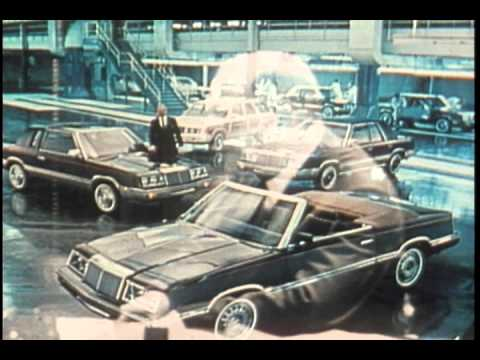 Chrysler K Car Commercial