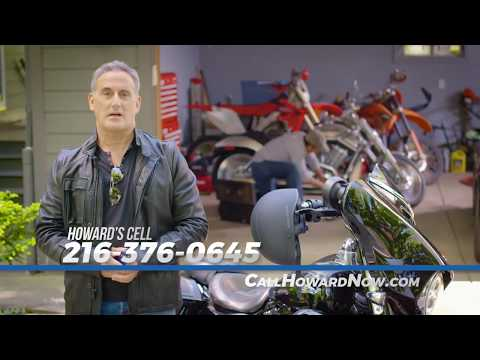 Howard Skolnick - Motorcycle Commercial
