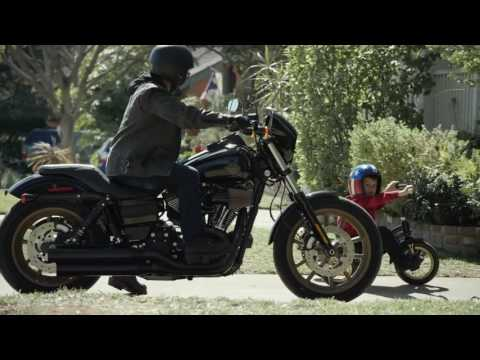One Day   #LiveYourLegend ~ Harley Davidson Motorcycles commercial  2018