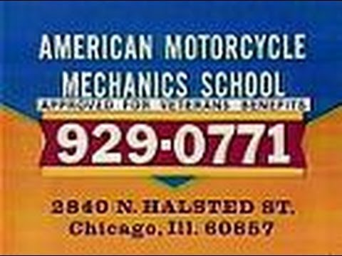 American Motorcycle Mechanics School (Commercial, 1978)