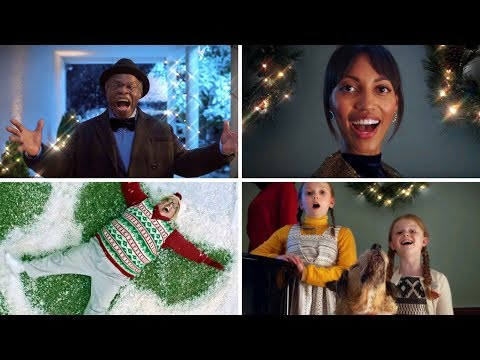 Second 10 All The Best Exciting and Funny Christmas Commercials 2016
