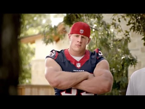 Top 10 JJ Watt Funny Commercials of All Time