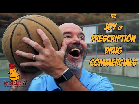Funny Prescription Drug Commercial