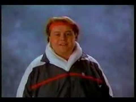 Sports Authority commercial with Louie Anderson