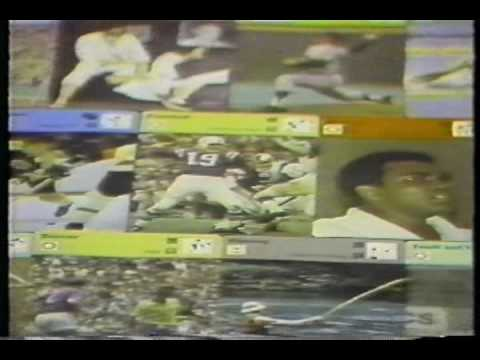 1978 Sportscaster Sports Cards Commercial
