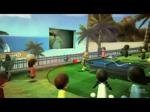 Wii Sports Resort Nintendo Wii Clip-Commercial - TV Ad