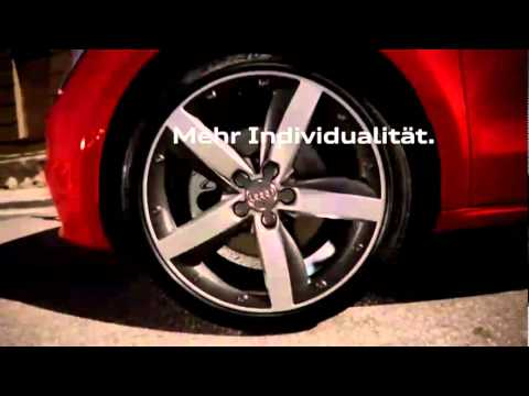 Audi A1 2011 Full Length TV Ad Car Commercial - New Carjam Car Radio Show 2012