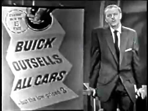 1953 Buick Car Commercial