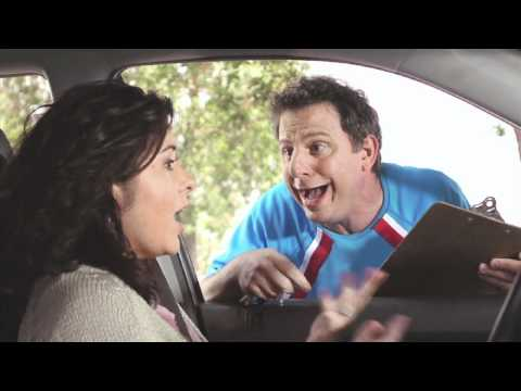 Funny Car Commercial - Car Wash