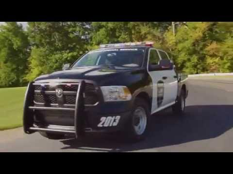 Dodge Ram 2013 Police Car Commercial 2013 Carjam TV HD Car TV Show